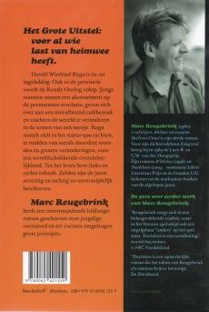 Het grote uitstel.paperback.achter