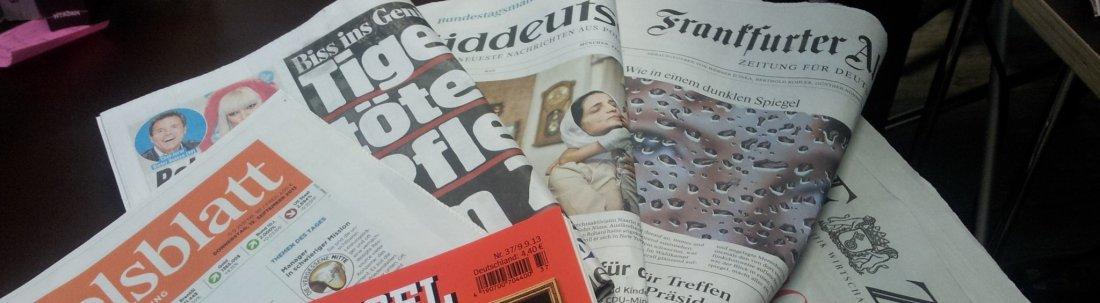 Krantenkiosk